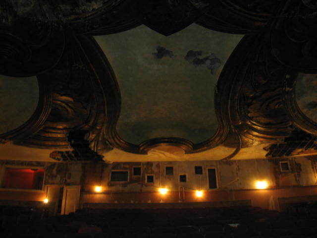 The Balcony/Upper Level