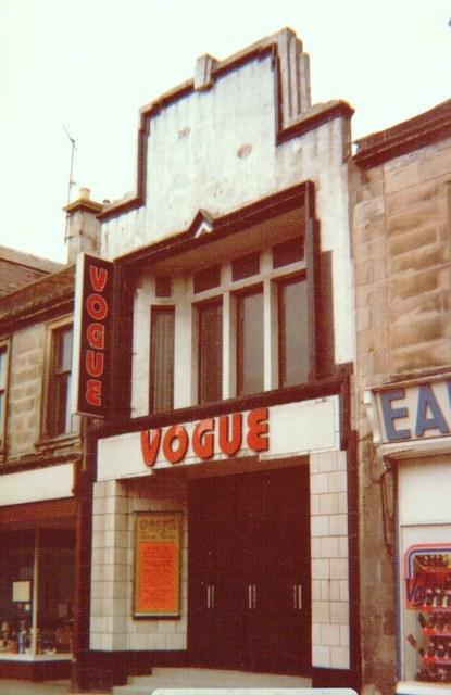Vogue Bingo & Cinema