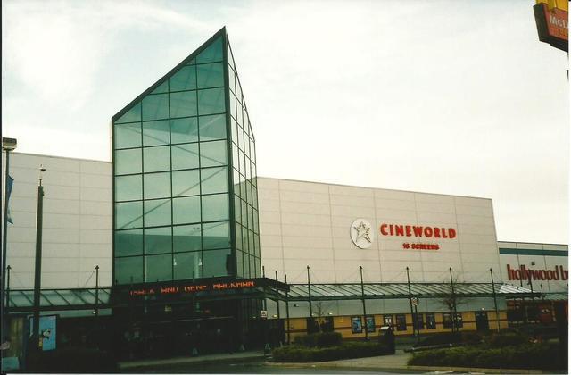 Cineworld Cinema - Stevenage