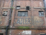 Birmingham Electric Cinema rear Tatler signs