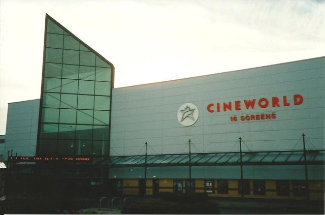Cineworld Cinema - Stevenage
