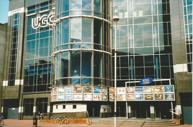 Cineworld Cinema - Dublin