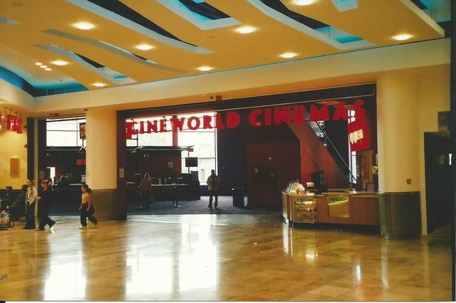 Cineworld Cinema - Wandsworth