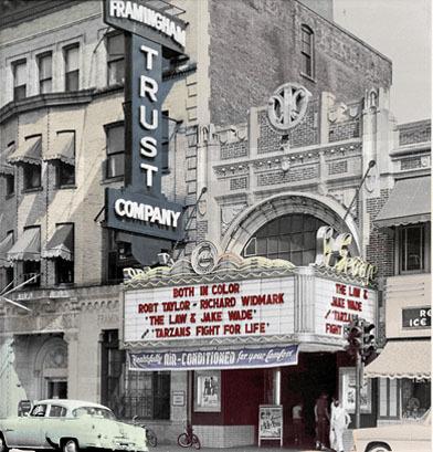 st george theatre in framingham ma cinema treasures