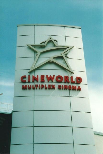 Cineworld Cinema - Jersey