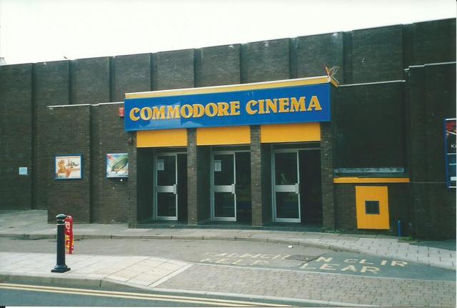 Commodore Cinema