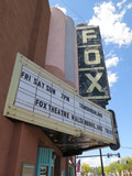 Fox Theatre - Walsenburg CO June 2015 b