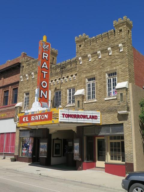 El Raton Theatre - Raton NM 6-4-2015 b