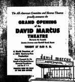 David Marcus Theatre