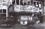 STRAND THEATER REOPENED AS A MOVIE THEATER 1930