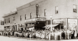 Grand Theatre Tracy, CA circa 1923