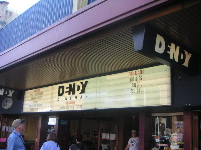 Dendy Newtown
