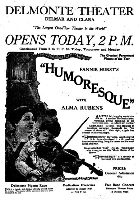 Delmonte Theater