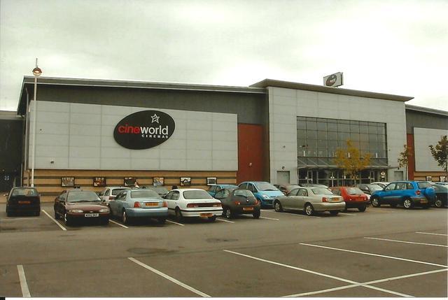 Cineworld Cinema - Hull