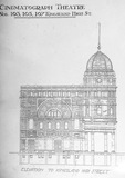 Kingsland Empire Architect Drawing