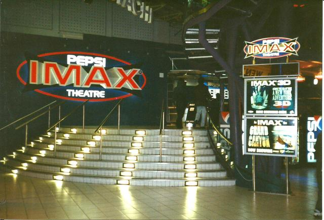 Pepsi IMAX Cinema