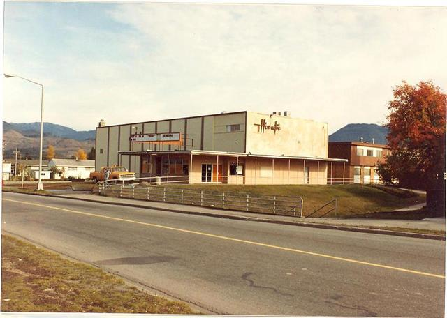 Nechako Theatre in 1983