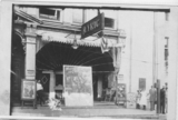 Front Lyric Theatre 1915 owner Noel Houze