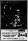 STAR WARS OPENING DAY AD - 5/25/1977