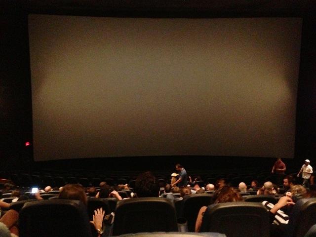 Cinema Banque Scotia Montreal