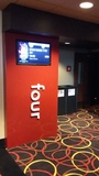 Theater #4 of the renovated AMC Woodhaven 10