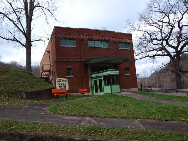 Coal Miners Memorial Theater