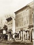 Candor Hall, circa late 1800s