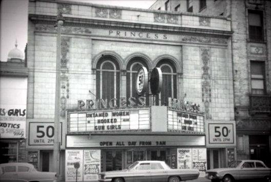 PRINCESS Theatre; Milwaukee, Wisconsin.