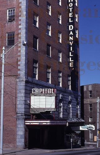 capitol theatre in danville va cinema treasures