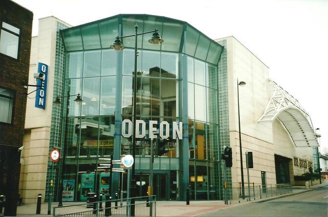 Odeon Luxe Maidenhead