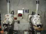 Projection booth equipment