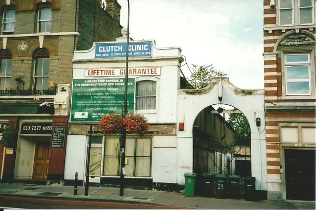 Electric Empire Theatre