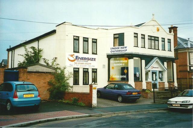 Malvern Link Picture Theatre