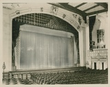 Interior of Capitol Theatre auditorium, 1930