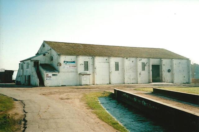 R.A.F. Ternhill Astra Cinema