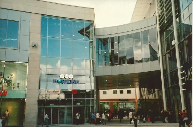 Cineworld Cinema - High Wycombe