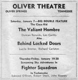 Oliver Theatre