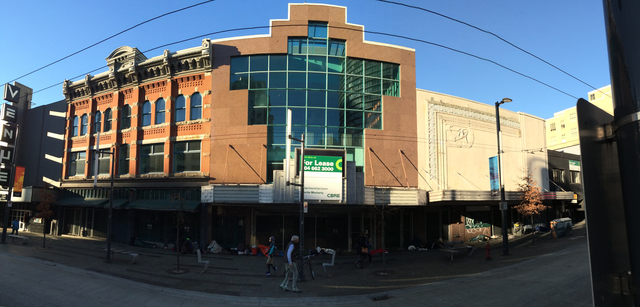 The Former Empire Granville 7 Cinemas