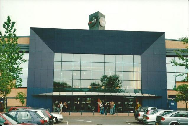 Cineworld Cinema - (Spytty) Newport