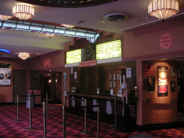 hayden orpheum picture palace in sydney au cinema treasures