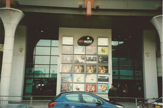 Cineworld Cinema - Cardiff