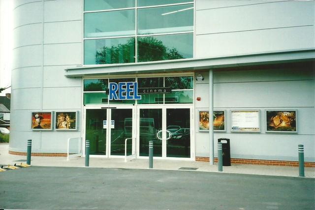 Andover cinema movie theater