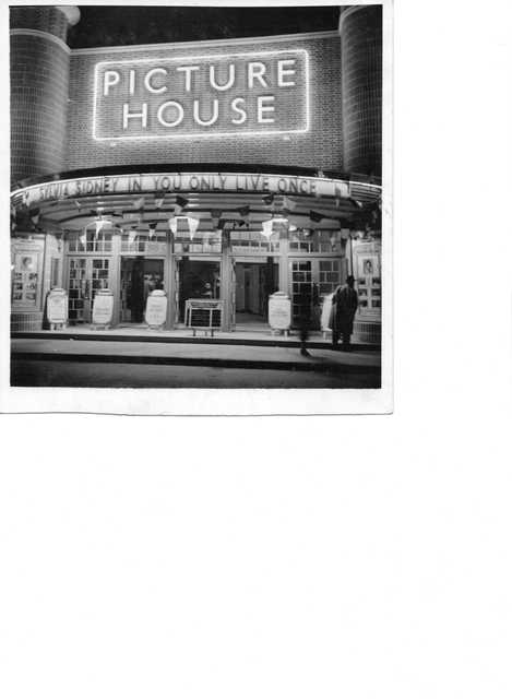 New Picture House, Salisbury. Wilts.