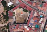 Cine Coliseo San Andreas ariel view