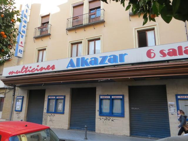 Cine Alkazar, Cordoba