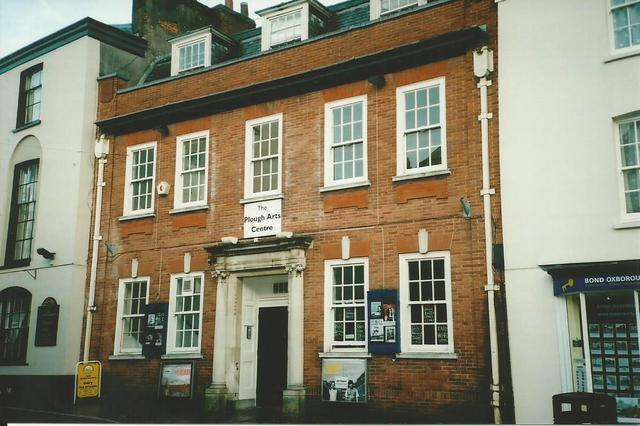 Plough Arts Centre