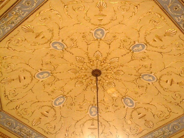 State Theatre (Cleveland) Lobby Ceiling Detail