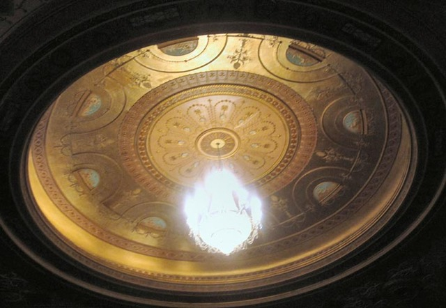 State Theatre (Cleveland) Auditorium ceiling cove
