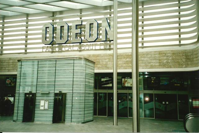 odeon liverpool one cinema treasures. Black Bedroom Furniture Sets. Home Design Ideas