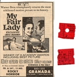 My Fair Lady - July/Aug. 1980 Granada 70mm